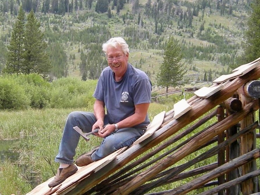 John Mutter – Gallatin Valley Back Country Horsemen